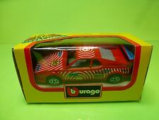BBURAGO 1:43 -   BMW M1 BASF          COD= 4105      - NEAR MINT IN BOX