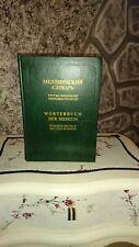 Wörterbuch der Medizin : Russisch - Deutsch, Deutsch - Russisch Bolotina, A.: