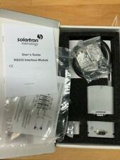 SOLARTRON RS232IM, INTERFACE MODULE