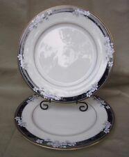 "Oscar de la Renta Bone China Dinnerware Black Narumi AF016 10.75"" Dinner Plate 2"