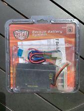 520T Alarm battery backup and sensor system 12V Dc Output Voltage