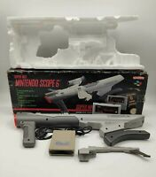 Nintendo Super Scope for Super Nintendo SNES BOXED TESTED
