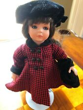 Limited Edition porcelain doll by Marie Osmond