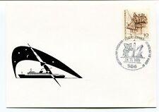 1970 Nerbeschau Deutsche Bundespost SPACE NASA