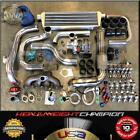 B18 B16 Dohc Civic Delsol Eg Ej Ek Bolt-on Turbo Kit T3t4 Charger Keep Ac Pw K