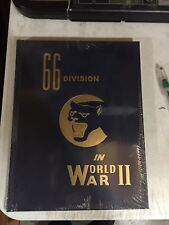 66 (DIVISION), A STORY OF WORLD WAR II