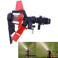 360° 20m Regolabile Urto Irrigatore Spray Pistola Grande Area Acqua Irrigazione