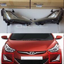 Hyundai 2014~2015 Elantra Fog Light Left ,Right  Lamp  92201-3X200 , 92202-3x200