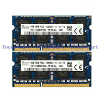 8GB 4GB DDR3 PC3L-12800 DDR3-1600MHz 204pin Sodimm Laptop Notebook Memory 1.35V