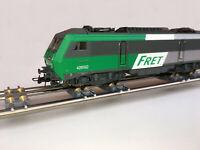 Banc d'essai M2R pour locomotives HO