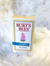 Burts Bees DAY CREAM 1.8oz Clary Sage INTENSE HYDRATION dry skin