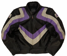 HEIN GERICKE Z Force Motorcycle Riding Jacket Rare Size 50
