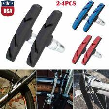 2pcs Mountain Bike Disc Brake Pads Bicycle Friction Film with Sheet Suit