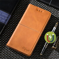 For Xiaomi Redmi Note 8T 8 7 6 Pro Magnetic Wallet Case Leather Flip Cover Stand