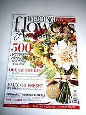 Wedding Flowers & Accessories Magazine November/December Issue 2017 (new)
