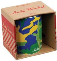 Andy Warhol Green Camouflage Mug [New Misc] Camouflage, Green, Ceramic Mug
