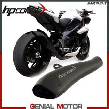 Terminale Di Scarico Hp Corse Hydroform Black Triumph Speed Triple 2013 13