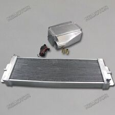Full water to air intercooler kit +pump +Heat Exchanger