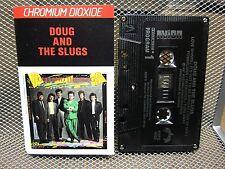 DOUG & SLUGS cassette tape Canada rock 1988 Love Shines Vancouver debut s/t