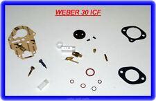 Fiat 850 Berlina,Super,Weber ICF,Vergaser Rep.Kit