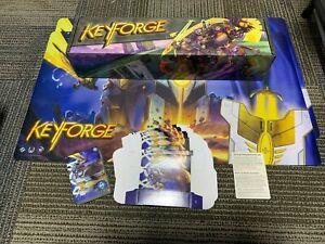 Keyforge - 2019 Season Two Premium Kit OP Organized Play G19KB - 2 Playmats