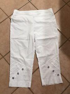 Women's *~*TAKING SHAPE*~*TS White   Pants      Size 18