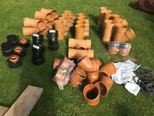 Drainage osma underground pipe fittings