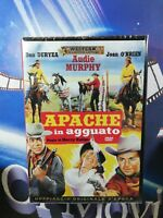 APACHE IN AGGUATO (1962)  Western  ** A&R Productions *DvD * ....NUOVO
