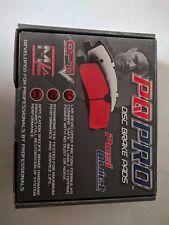 PQ PRO Disc Brake Pads Rear Centric 500.03400 Posi Quiet