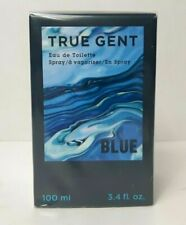 Avon True Gent Blue 100ml 3.4 fl oz Men's Cologne New in box spray bottle mens