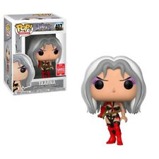 Heavy Metal: Taarna Bloody SDCC 2018 EXCLUSIVE FUNKO Pop Vinyl Figure