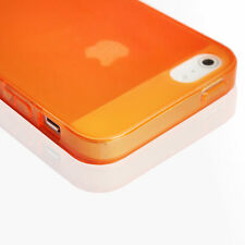 Ultra Thin 0.3mm Frost Crystal Clear Matte Hard Case for iPhone 5 5s - 8 Color