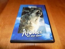 WOLVES AT THE DOOR Gray Wolf Wildlife Animals Animal Discovery Channel DVD