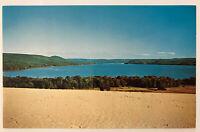 Sleeping Bear Sand Dunes National Lakeshore, Michigan MI Postcard - Glen Lake