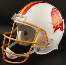 abd19993a STEVE YOUNG Edition TAMPA BAY BUCCANEERS NFL Riddell REPLICA Football Helmet
