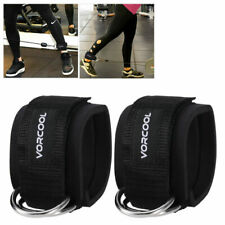 VORCOOL Padded Fitness Ankle Straps - 2 Piece