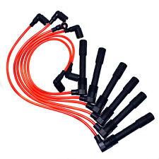 6Pcs Spark Plug Wire 57055 for Volkswagen Passat Audi A4 A6 Quattro 2.8L