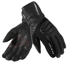 GUANTI GLOVES MOTO REV'IT REVIT OCEANUS GTX GORE-TEX IMPERMEABILI NERO TG L