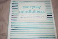 365 Ways to Live a Simple and Spiritual Life by Madonna Gauding (2005,...