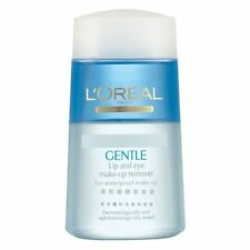 LOREAL PARIS Gentle Eye and Lip Waterproof Makeup Remover 125ml, 4.22 fl oz.