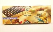Rembrandt Extra Fine Soft Pastel 15 Stick General Selection Box Set 300 C 15