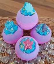 Mermaids Dream Bath Bomb with Shea Butter - Approx 180g