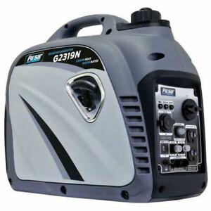 NEW Pulsar 2300 Watt Parallel Ready Portable Gasoline Inverter Generator G2319N