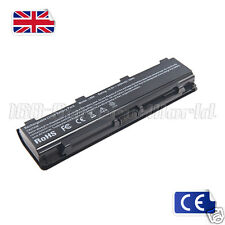 Battery for Toshiba Satellite C50 C50D C50t C55 C55D C55Dt C55t PA5109U-1BRS