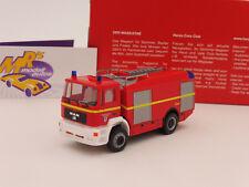 """Herpa 093927 # MAN M 2000 EVO Tanklöschfahrzeug """" Feuerwehr Ingolstadt """" 1:87"""