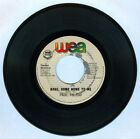Philippines PAUL TOLEDO Babe, Come Home To Me OPM 45 rpm Record