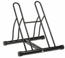 Racor 2 Bike Rack Stand Storage Garage Bicycle Floor Mount Organization Biker