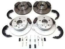 Se adapta a Nissan Juke F15 1.6 DIG-T NISMO Genuino Mintex Delantero Discos De Freno Ventilados Set