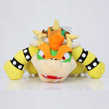Super Mario Brothers King Koopa Bowser Plush Doll Toy Big Stuffed Animal Gift