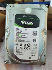 Seagate ST6000NM0095 Enterprise 6TB 7.2K SAS 12Gbps 3.5''Hard Drive Original New
